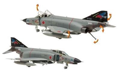 Mシリーズ F-4EJ改 航空自衛隊 第302飛行隊 部隊改変1周年記念塗装機