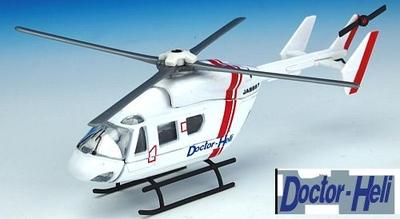 BK117B-2 ドクターヘリ JA6667          映画版「コード・ブルー」7月27日公開迫る!