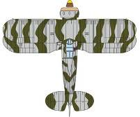 Gloster Gladiator with Skis Fl 19 Fanrik Karlsson, Rovaniemi 1940