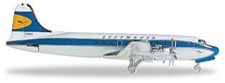 DC-4 ルフトハンザドイツ航空