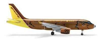 A319-112 ジャーマンウィングス航空 D-AKNO