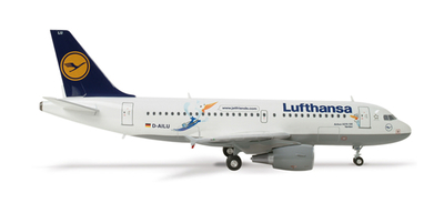 A319 ルフトハンザ・ドイツ航空 「Lu & Cosmo」
