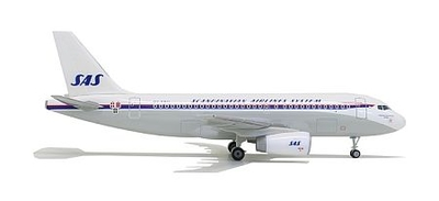A319 SASスカンジナビア航空