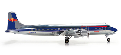DC-6B ザ・フライングブルズ(レッドミュージアム)