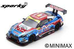 Nissan GT-R Nismo GT-R GT3 No.18 KCMG 10th FIA GT World Cup Macau 2018 Alexandre Imperatori