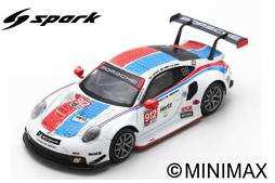 Porsche 911 RSR No.912 Porsche GT Team 24H Daytona 2019 E. Bamber - L. Vanthoor - M. Jaminet