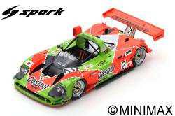 Mazda Kudzu DG-3 WSC No.2 Pole Position 1000km Suzuka 1995 1/43 Y. Terada - F. Fréon - T. Yorino