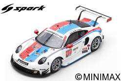 Porsche 911 RSR No.911 Porsche GT Team 24H Daytona 2019 1/43 P. Pilet - N. Tandy - F. Makowiecki