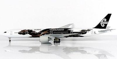 B777-300ER ニュージーランド航空 「Second Hobbit」