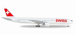 """1/500 777-300ER スイスインターナショナルエアラインズ """"HB-JNJ"""