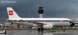 """1/500 A319 ブリティッシュエアウェイズ """"100th anniv."""" G-EUPJ BEAカラー"""