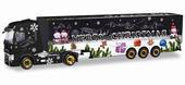 1/87 ルノーTボックスセミトレーラートラック2019 クリスマスモデル