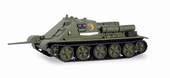 """1/87 BREM 戦車 SU85 """"NVA"""""""