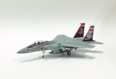 F-15J 航空自衛隊 第2航空団 (千歳基地) 201飛行隊 60周年記念塗装 32-8943