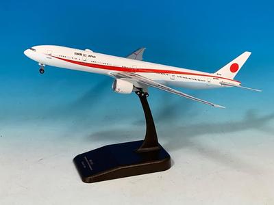 1/500 日本政府専用機(航空自衛隊)BOEING777-300ER 機体番号80-1112