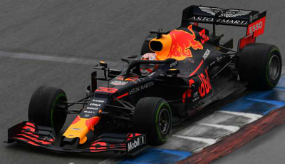 1/43 Spark F1 German GP 2019 - JULY 2019Aston Martin Red Bull Racing F1 Team No.33 Winner German GP