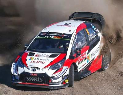 1/43 TOYOTA Yaris WRC No.8 Winner Rally Portugal 2019