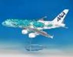 1/100 A380 JA382A エメラルドグリーン
