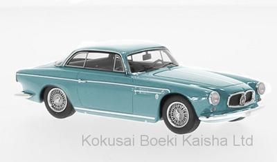 """1/43 """"マセラティ A6G2000 Allemano クーペ  1956   メタリックターコイズ"""""""