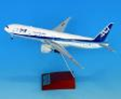 1/200  BOEING 777-300ER JA795A 完成品 (WiFiレドーム・ギアつき)