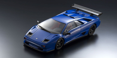 1/18  Lamborghini Diablo SVR (blue)