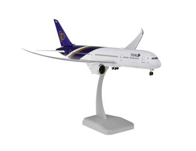 1/200  B787-9  タイ航空  WiFi アンテナ付