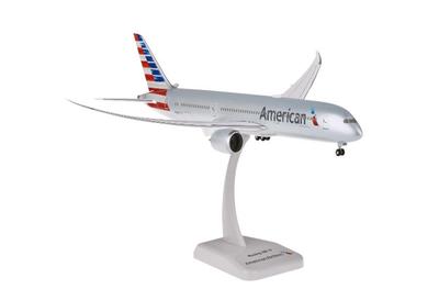 1/200  B787-9  アメリカン航空  WIFIアンテナ付