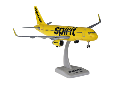 1/200  A320 スピリット航空 シャークレット  ランディングギア付