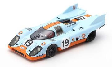 1/43  Porsche 917K No.19 2nd 24H Le Mans 1971     R. Attwood - H. Müller