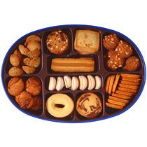 ハンドメイドクッキー200g (手提げ袋付)