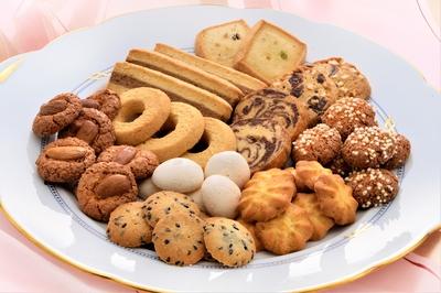 ハンドメイドクッキー290g (手提げ袋付)