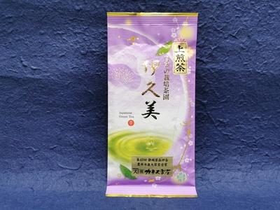 伊久美茶(上煎茶)100g入