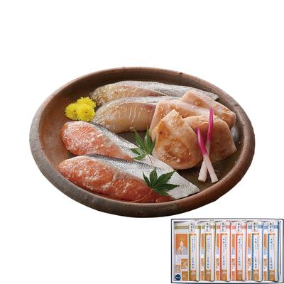 レンジ対応<龍宮伝>日本の漬魚 るり