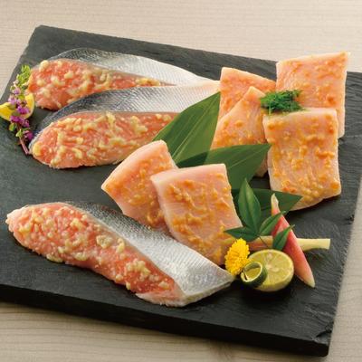 〈水産物応援〉レンジ対応<龍宮伝>日本の漬魚 ちとせ