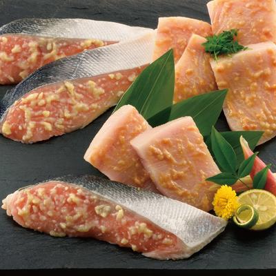 〈水産物応援〉レンジ対応<龍宮伝>日本の漬魚 ときわ