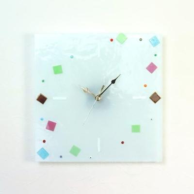 ベネチアングラス掛け時計 or2929-5