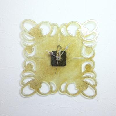 ベネチアングラス掛け時計 or2929-10