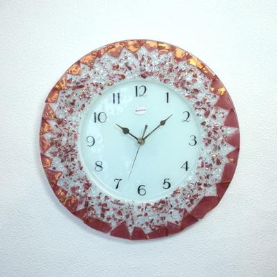 ベネチアングラス掛け時計 pelt06-19t