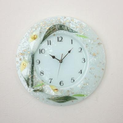 ベネチアングラス掛け時計 pelt06-50-t