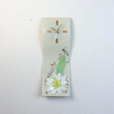 ベネチアングラス掛け時計 pelt14-92wall