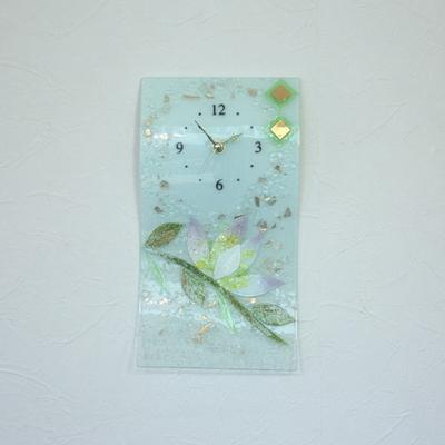 ベネチアングラス掛け時計 pelt15-66