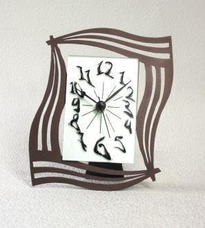インテリアデザイン置時計 momc7090d