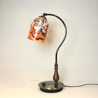ベネチアングラステーブルランプ fc-570ay-fantasy-goto-arlecchino