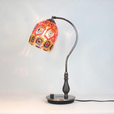 ベネチアングラステーブルランプ fc-570ay-elsmk8f