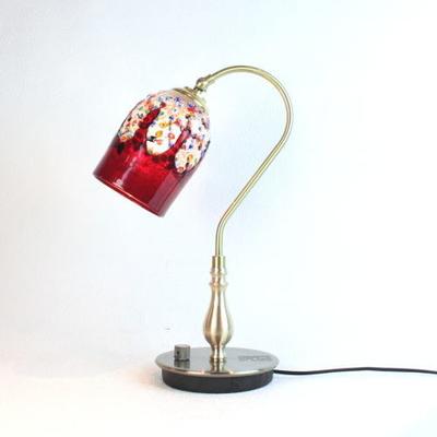 ベネチアングラステーブルラン fc-210g-fantasy-goto-red