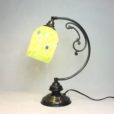ベネチアングラステーブルランプ dd10ay-pasta2-goto-lightgreen