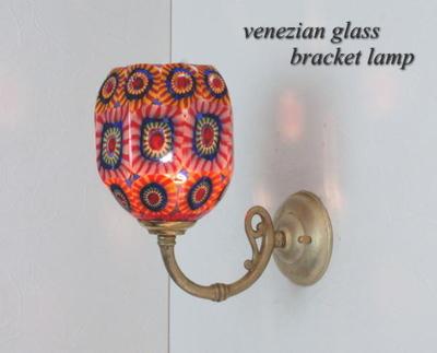 ベネチアングラスブラケットランプ fc-w634gy-elsmk8e