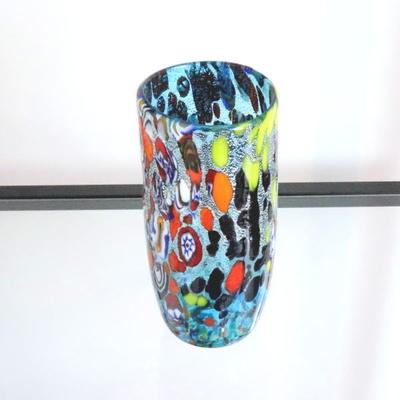 花瓶 flower base diec1lightblue
