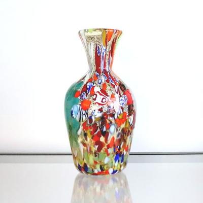 花瓶・flower base diec13amber