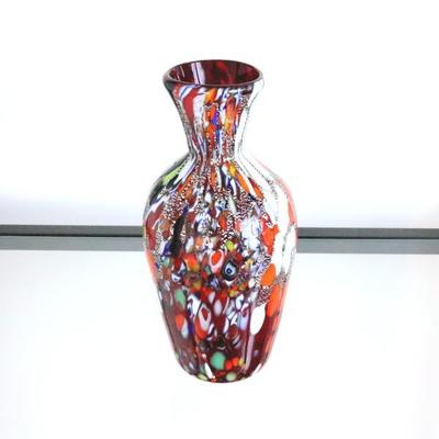 花瓶・flower base diec13red